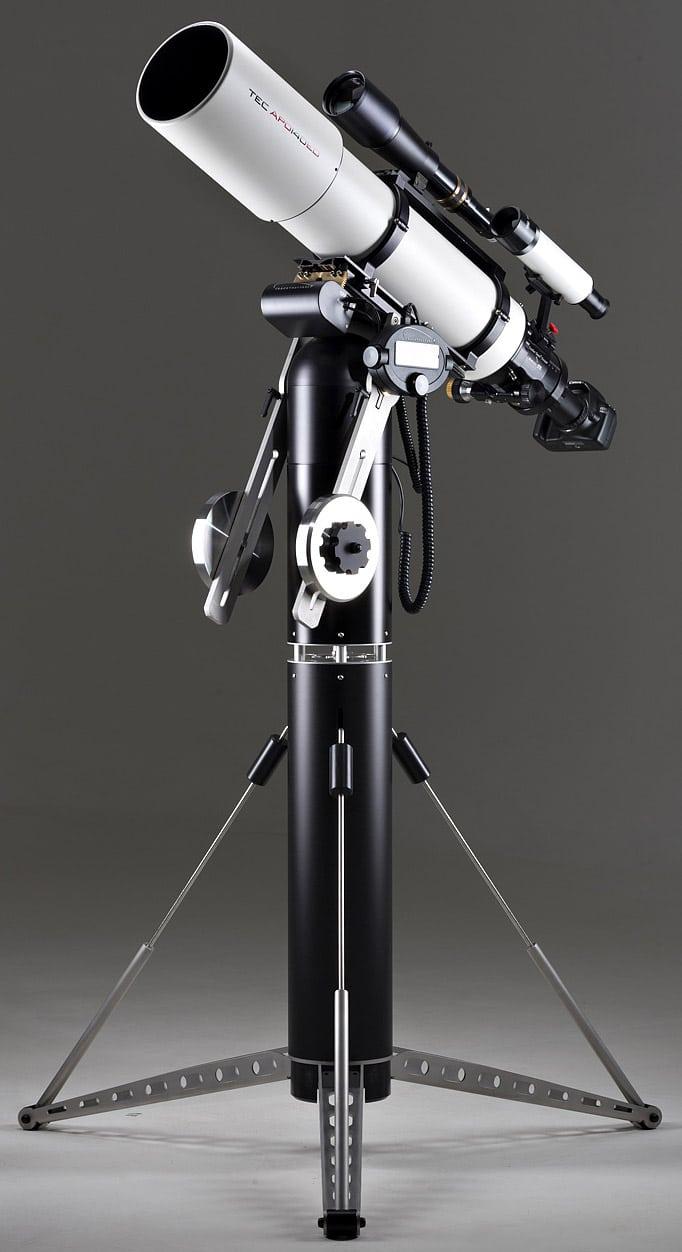 TTS-160 med rotator og tec